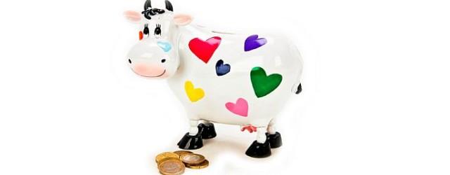 Ahorrar en época de vacas flacas