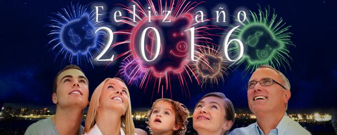 Mensaje año nuevo 2016