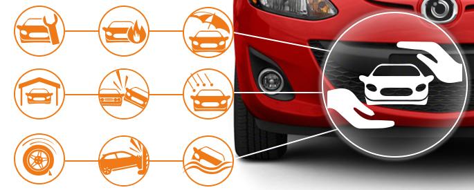 Aprovecha los beneficios del seguro de auto