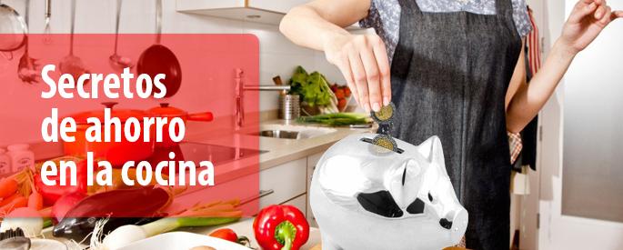 Los siete secretos para ahorrar al cocinar