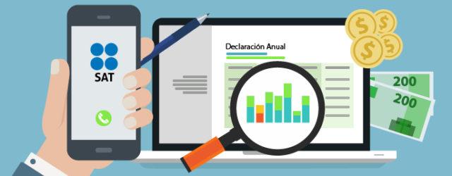 Guía para realizar tu declaración anual