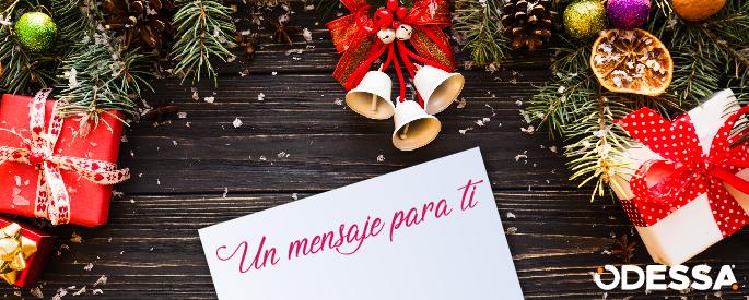 Mensaje de Navidad 2018