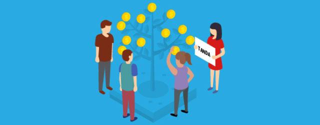 ¿Es buena idea participar en una TANDA como forma de ahorro?