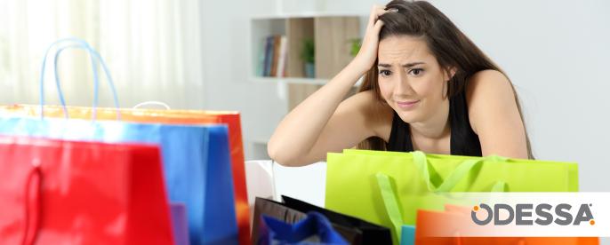 Siete pasos para dejar de ser un comprador compulsivo