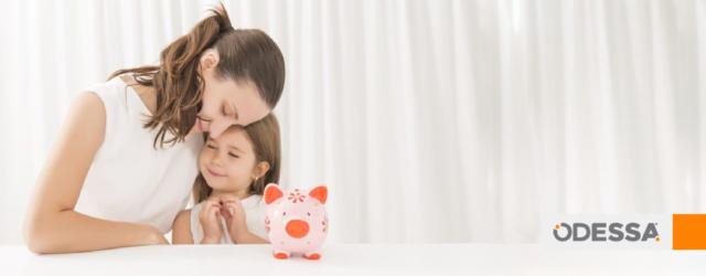 Consejos para enseñar a tus hijos a ahorrar