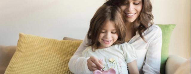 La importancia de las madres en el ahorro familiar